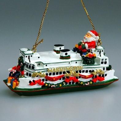 Company | Washington State Christmas Ornament
