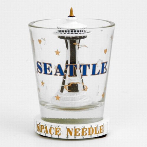 Michael's Company | Seattle Souvenir Shotglass