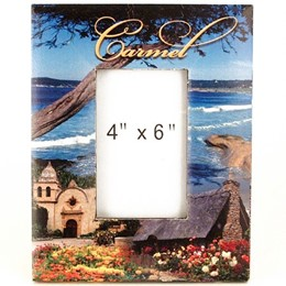 Carmel Collage Canvas Picture Frame