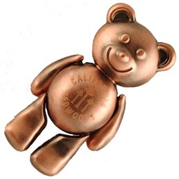 California Redwoods Teddy Bear Shape Magnet
