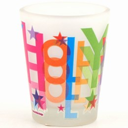 Hollywood Fade Frost Shotglass