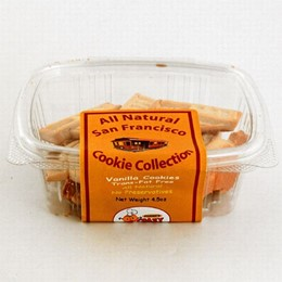 San Francisco All Natural Vanilla Cookies