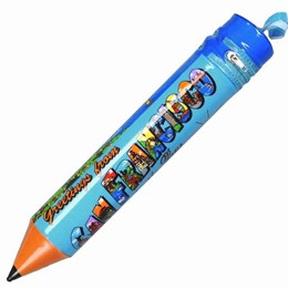 "San Francisco ""Greetings from SF"" Pencil Shaped Pencil Case"