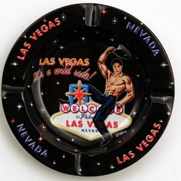 "Las Vegas ""It's a Wild Ride"" Ashtray"