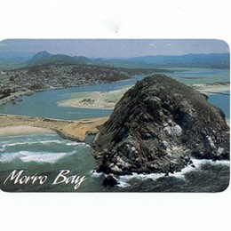 Central Coast Morro Bay Playing Cards