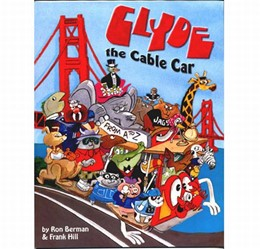 San Francisco Clyde The Cable Car Book