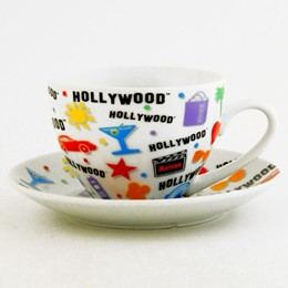 Hollywood Expressions Cup & Saucer (boxed)