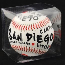 San Diego Graffiti Baseball