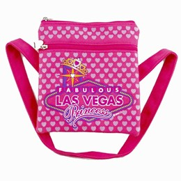 Las Vegas Princess Disco Bag