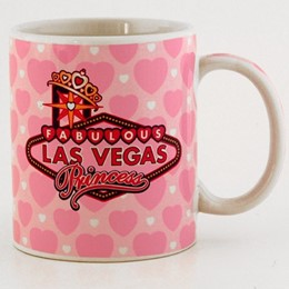 Las Vegas Princess 11 oz Mug