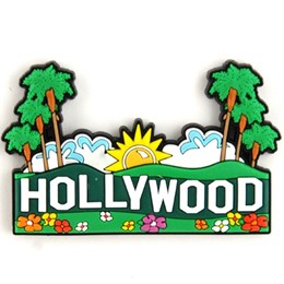 Hollywood Sign Laser Magnet