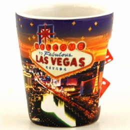 Las Vegas Stars (with Dice)- Shotcup