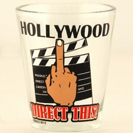 Hollywood Direct This Shotglass