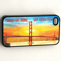 San Francisco Sunset Case for iphone4