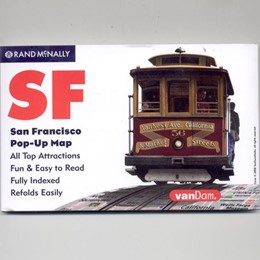 San Francisco Pop-Up Map