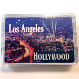 Los Angeles/Hollywood Searchlights Playcards